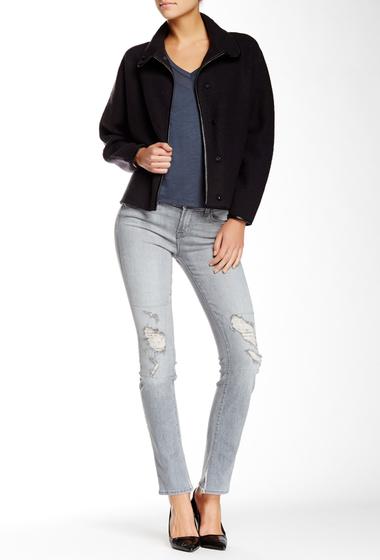 Imbracaminte Femei J Brand Mid Rise Rail Slim Straight Leg Jean SWEET