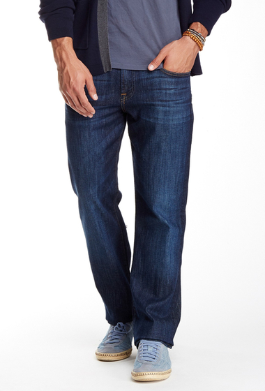 Imbracaminte Barbati 7 For All Mankind Carsen Easy Straight Leg Jean DRPT