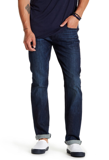 Imbracaminte Barbati 7 For All Mankind Carsen Easy Straight Leg Jean BOWERY