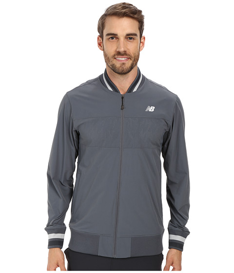 Imbracaminte Barbati New Balance Tournament Warm Up Jacket Lead