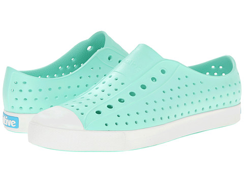 Incaltaminte Femei Native Shoes Jefferson Glass GreenShell White