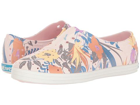 Incaltaminte Femei Native Shoes Jericho Milk PinkShell WhiteBouquet