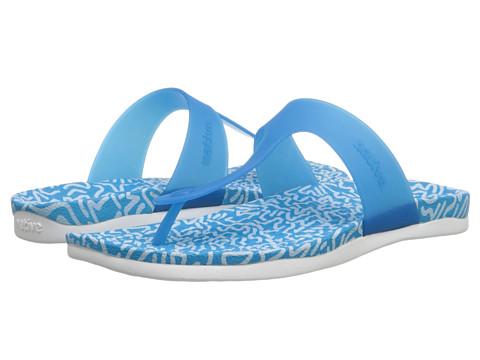 Incaltaminte Femei Native Shoes Blanca Lucy BlueDoodle Print