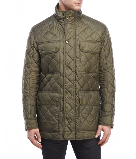 Imbracaminte Barbati Marc New York by Andrew Marc Essex Quilted Jacket Olive