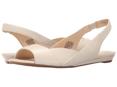 Incaltaminte Femei Nine West Aver Off White Leather