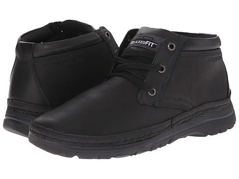 Incaltaminte Barbati SKECHERS Selected Renton Black