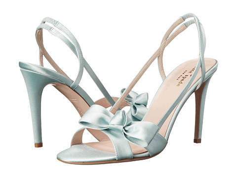 Incaltaminte Femei Kate Spade New York Ideal Pale Blue Satin