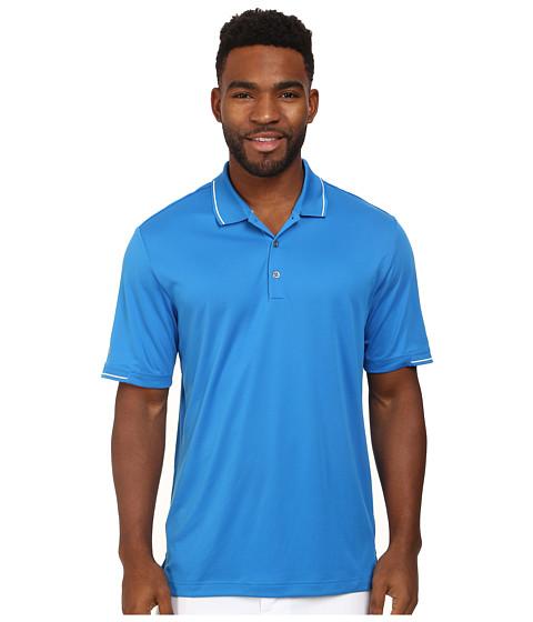 Imbracaminte Barbati adidas Golf CLIMACHILLreg Solid Polo Bahia BlueWhite