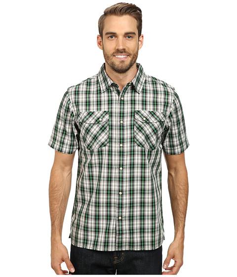 Imbracaminte Barbati The North Face Short Sleeve Esken Shirt Sullivan Green