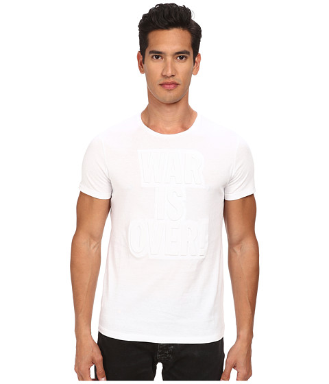 Imbracaminte Barbati Costume National Embossed T-Shirt White