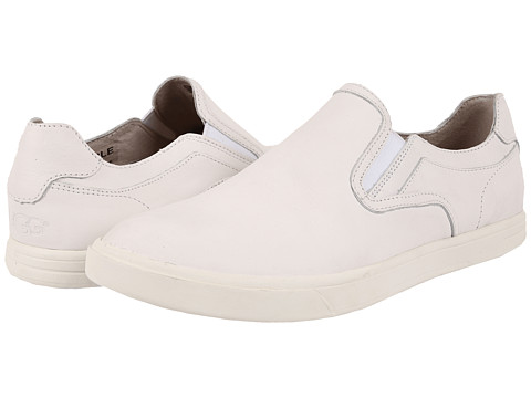 Incaltaminte Barbati UGG Tobin White Wall Leather