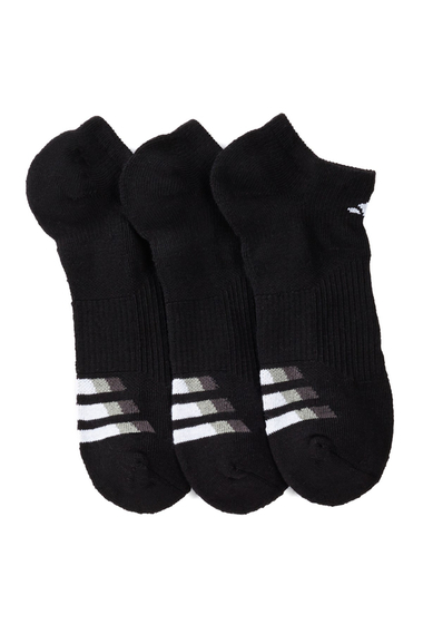 Accesorii Barbati adidas Cushioned No Show Socks - Pack of 3 BLACK
