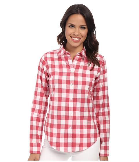 Imbracaminte Femei Pendleton Classic Shirt Cherry PinkWhite Check Shirting