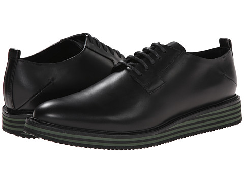 Incaltaminte Barbati Costume National Laced Shoe with Flatform Black