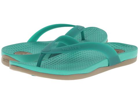 Incaltaminte Femei Native Shoes Paolo Porcelain GreenUtili Green