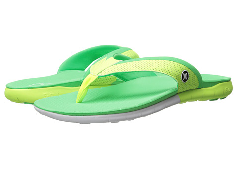 Incaltaminte Barbati Hurley Phantom Free Sandal Flash Lime A