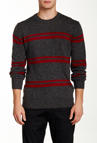 Imbracaminte Barbati Ben Sherman Stripe Story Sweater EH2GREY ST