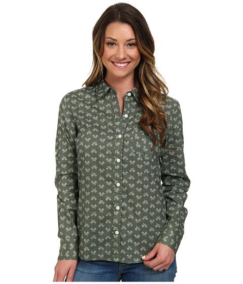 Imbracaminte Femei Patagonia LS Brookgreen Shirt Western DitsyCamp Green