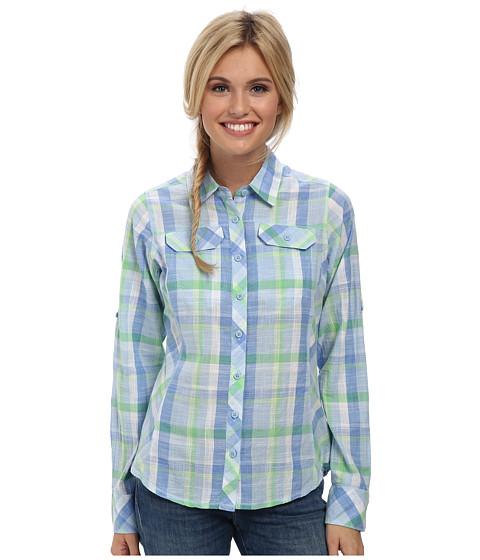 Imbracaminte Femei Patagonia LS Brookgreen Shirt Western DitsyNavy Blue
