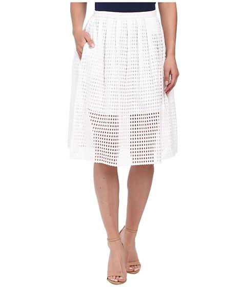 Imbracaminte Femei Michael Kors Eyelet Skirt White