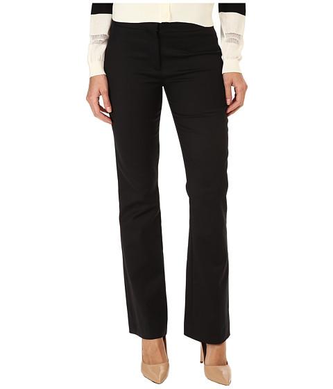 Imbracaminte Femei Costume National Boot Cut Trouser Black