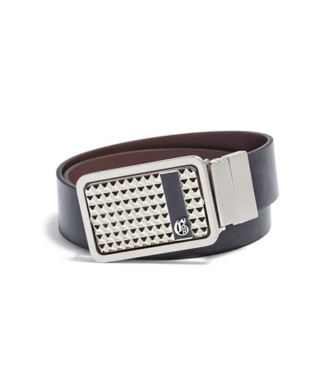 Accesorii Barbati GUESS Reversible Buckle Belt brown