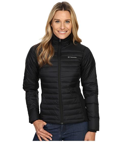 Imbracaminte Femei Columbia Powder Pillowtrade Hybrid Jacket Black