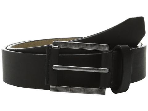 Accesorii Barbati Steve Madden 35mm Classic Belt Black