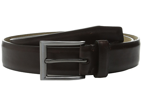 Accesorii Barbati Steve Madden 32mm Pull Up Dress Belt Dark Brown