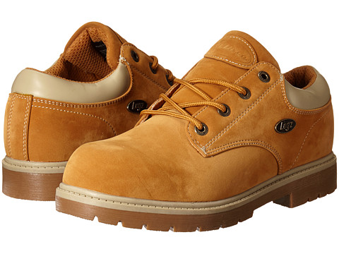 Incaltaminte Barbati Lugz Warrant Low Golden Wheat Buck