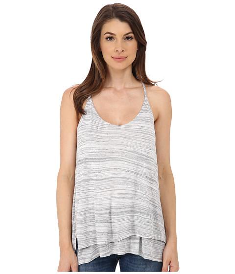 Imbracaminte Femei Splendid Space Dye Luxe Tank Top Heather Grey