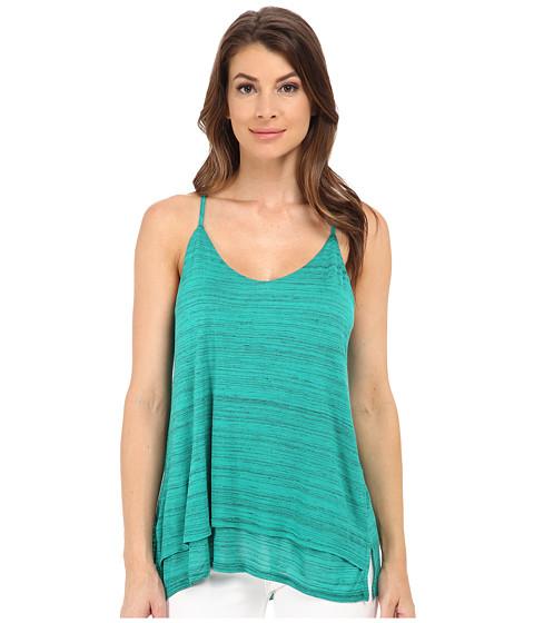 Imbracaminte Femei Splendid Space Dye Luxe Tank Top Vivid Green
