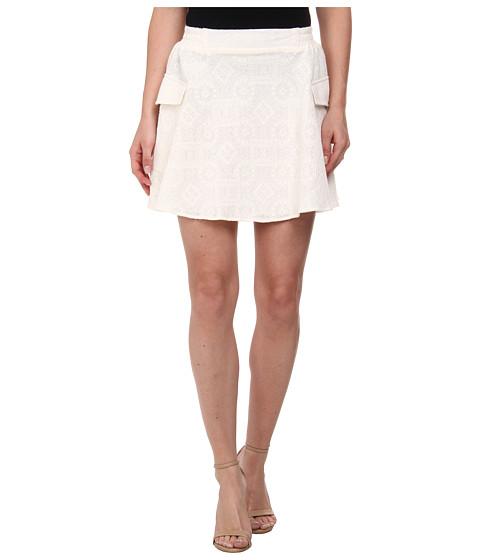 Imbracaminte Femei BCBGeneration Cargo A Line Skirt Whisper White