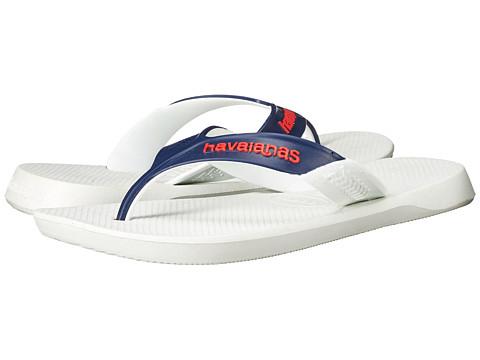 Incaltaminte Barbati Havaianas Dynamic Flip Flops WhiteWhite