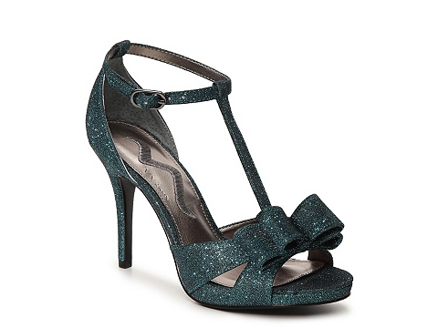 Incaltaminte Femei Nina Radiant Sandal Green Glitter