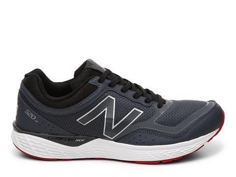 Incaltaminte Barbati New Balance 520 v2 Running Shoe - Mens CharcoalRedBlack