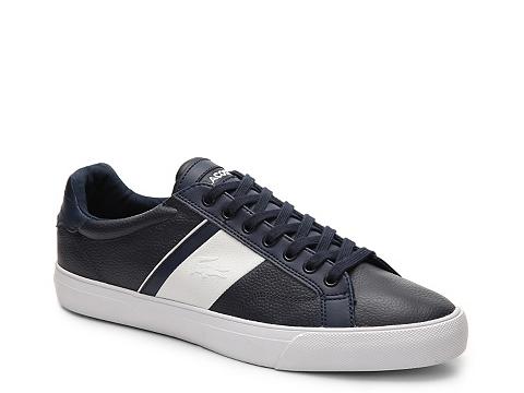 Incaltaminte Barbati Lacoste Fairlead REI Sneaker Navy BlueWhite