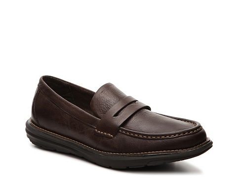 Incaltaminte Barbati Dr Scholl's Dr Scholls Hatcher Penny Loafer Brown