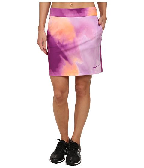 Imbracaminte Femei Nike Golf Printed Woven Skort Violet ShockHot LavaBold BerryBold Berry