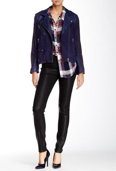 Imbracaminte Femei HUDSON Jeans Barbara High Waist Skinny Jean BLACK WAX