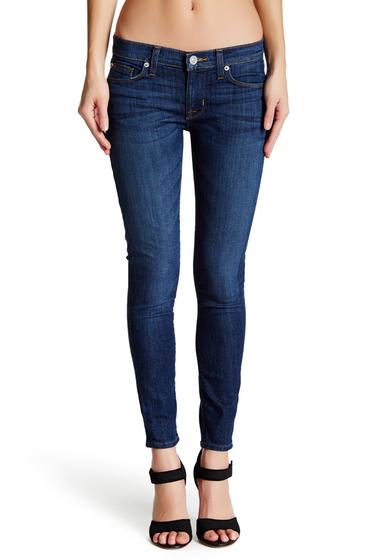Imbracaminte Femei HUDSON Jeans Krista Ankle Super Skinny Jean PALISADES