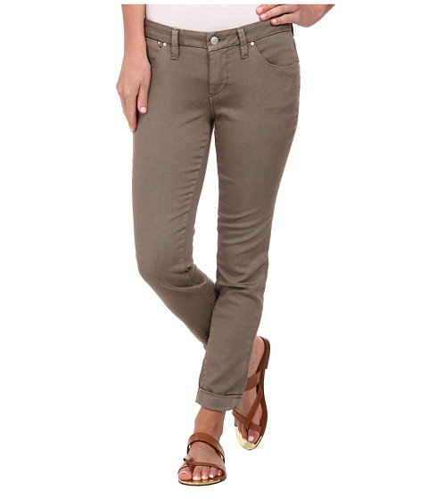 Imbracaminte Femei Jag Jeans Erin Cuffed Slim Ankle in Sand Stone Sand Stone