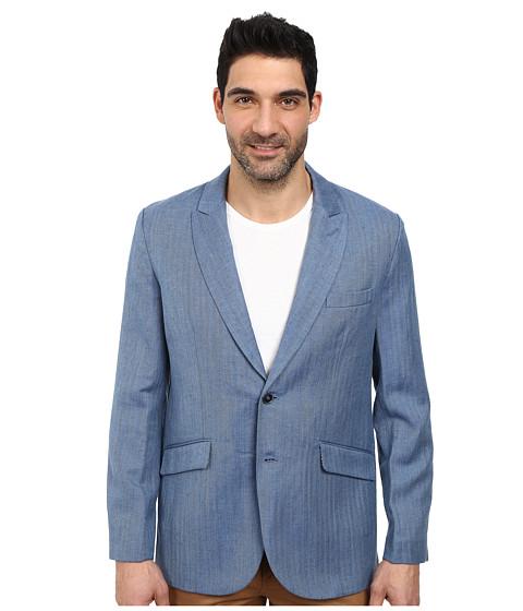 Imbracaminte Barbati Robert Graham Monterey Long Sleeve Sportcoat Blue