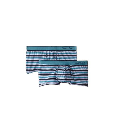 Imbracaminte Barbati Calvin Klein One Micro Trunk 2-Pack U85162P Watson StripeOdyssey
