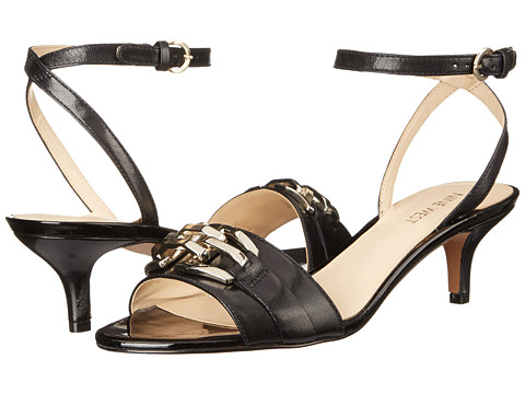 Incaltaminte Femei Nine West Yellitout Black Leather