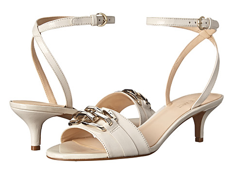 Incaltaminte Femei Nine West Yellitout Off White Leather