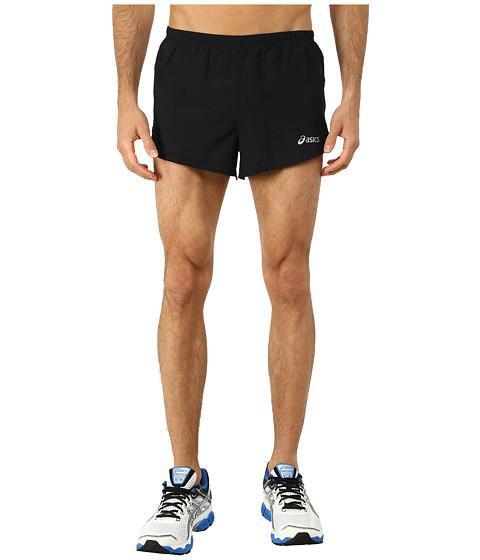 Imbracaminte Barbati ASICS Split Shorts 3quot Performance Black