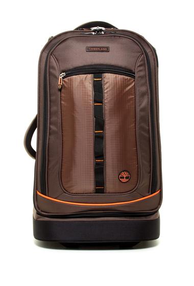 Genti Femei Timberland Jay Peak 26 Upright Suitcase COCOA
