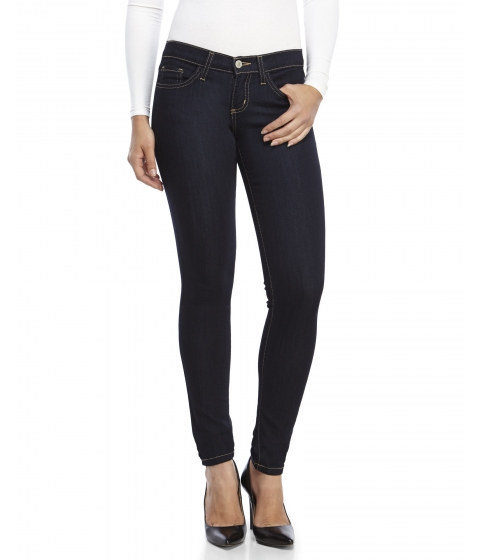 Imbracaminte Femei Flying Tomato Dark Blue Basic Skinny Jeans Dark Blue
