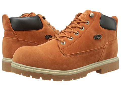 Incaltaminte Barbati Lugz Warrant Mid Rust Buck